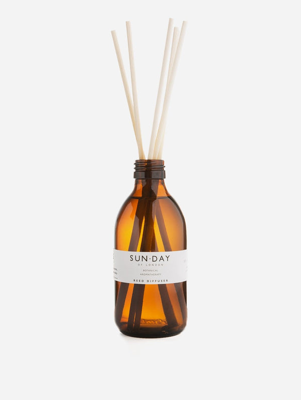 Sun.day of London Botanical Reed Diffuser | Rooftop Garden 120ml