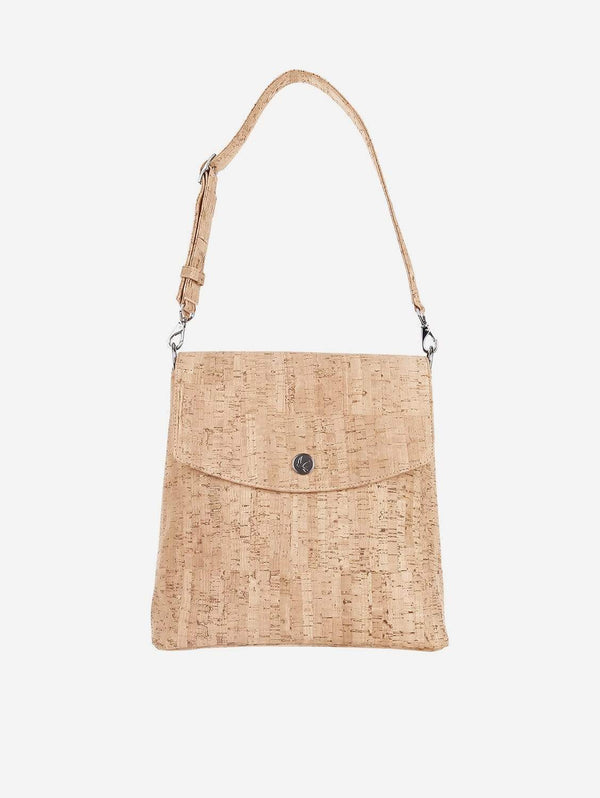 Svala Gemma Vegan Backpack | Natural Cork