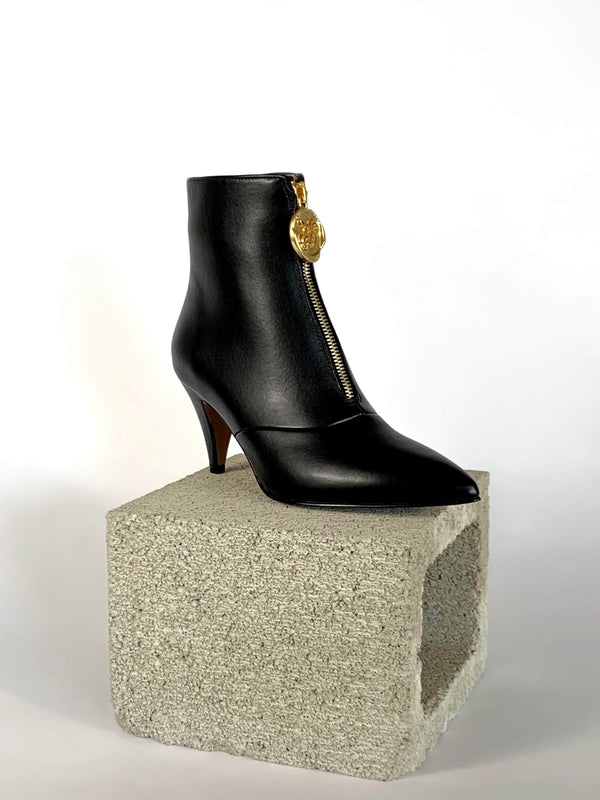 Taylor + Thomas Debbie Vegan Leather Boots | Black