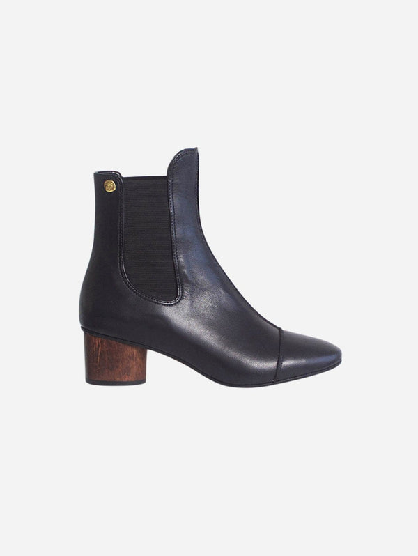 Taylor + Thomas Patti Vegan Leather Chelsea Boots | Blackbird