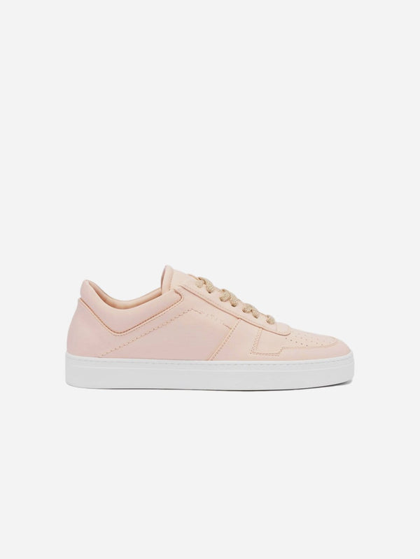 yatay IRORI Vegan Leather Trainer | Himalayan Pink