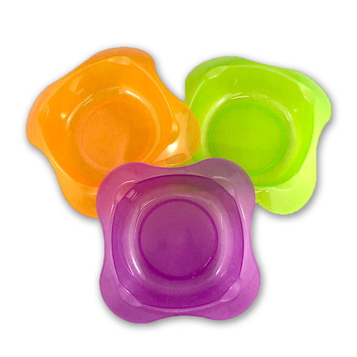 Heinz Baby 3 Feeding Bowl Pack