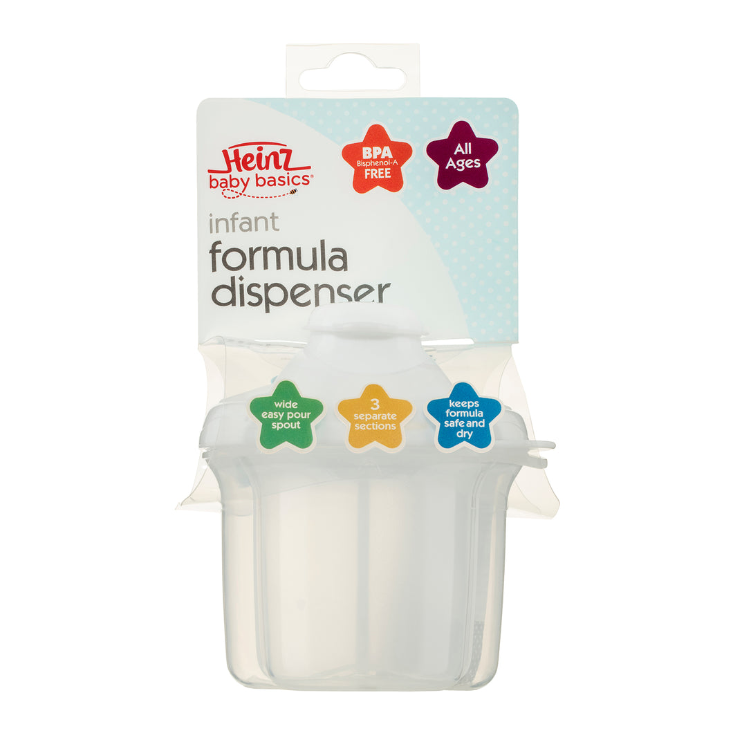 Heinz Baby Basics Infant Formula Dispenser