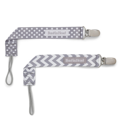 PaciGrip Double Pack - Neutral Chevron
