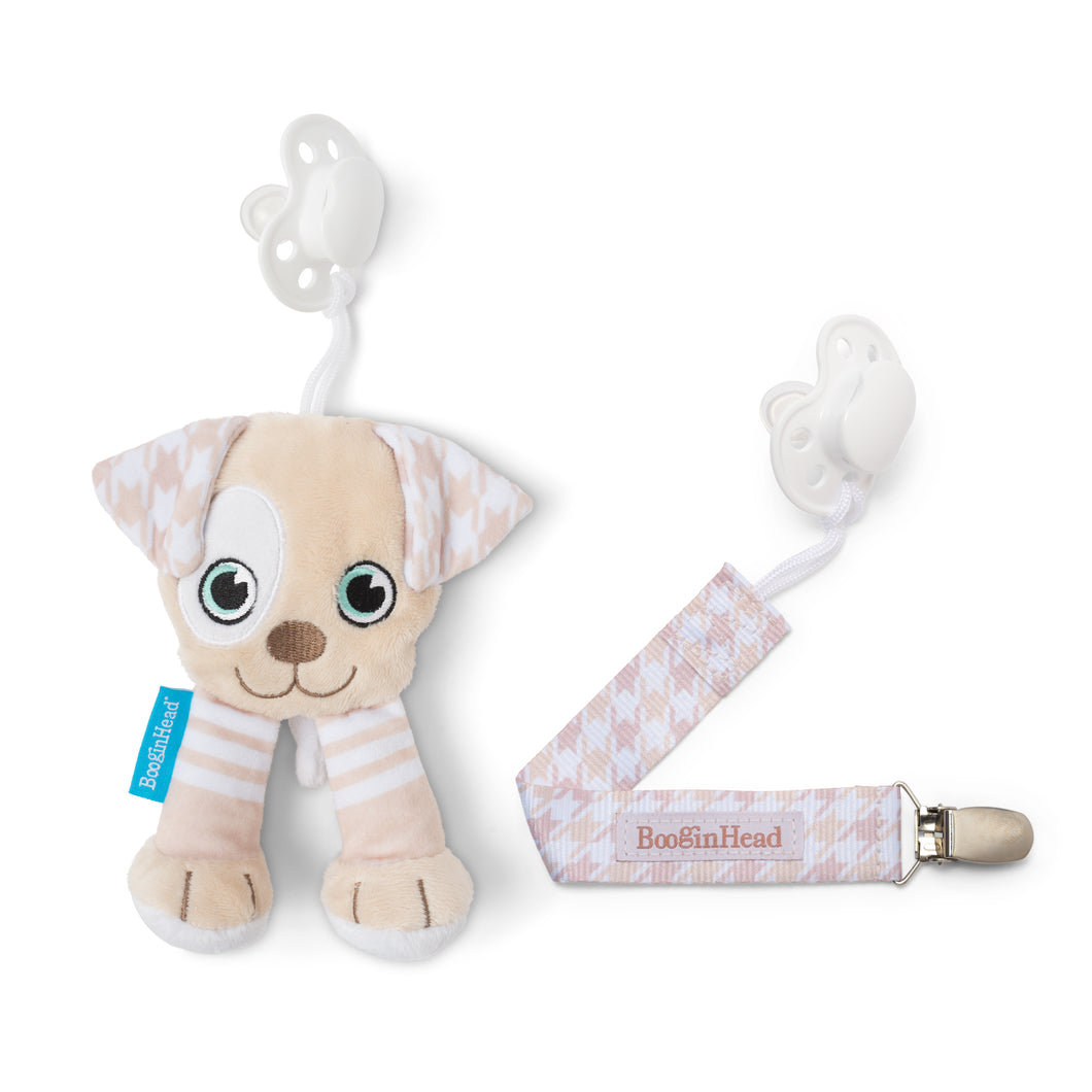 Pacipal With Pacigrip 2 Pack - Puppy