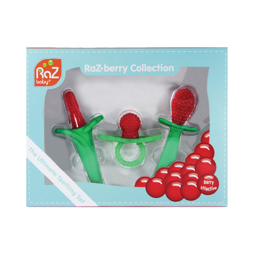 RaZberry Collection 3pc Gift Set