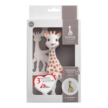 Load image into Gallery viewer, Sophie the Giraffe Award + Teether Gift Set