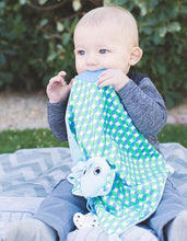 Load image into Gallery viewer, Pacipal Teether Blanket - Checker