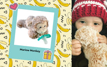 Load image into Gallery viewer, Marlow Monkey