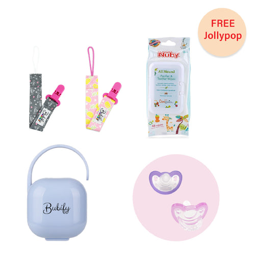 Essential Baby Bundle Purple