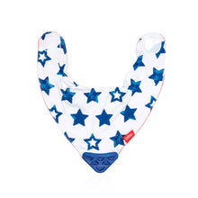 Load image into Gallery viewer, Nuby Bandana Bib Teether - Boy