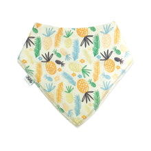 Load image into Gallery viewer, Bandana Bibs 4 Pack - Tropical