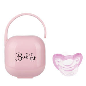 Bubify Pacifier Case - FREE Jollypop Newborn Included