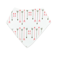 Load image into Gallery viewer, Bandana Bibs 2 Pack - Arrows
