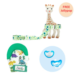 Happy Teething Baby Boy Bundle