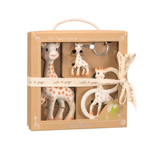 Load image into Gallery viewer, Sophie the Giraffe So Pure Trio Gift Set