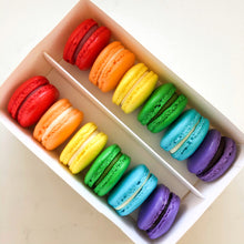 Load image into Gallery viewer, Pride Month Macarons