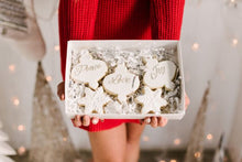 Load image into Gallery viewer, Peace Love Joy Vanilla Sugar Cookie Gift Set