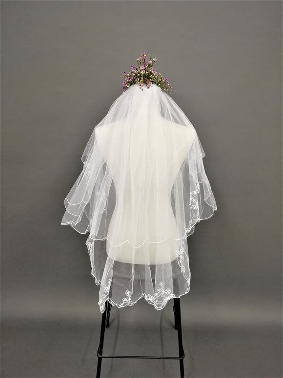 Princess Anne veil