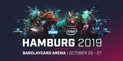 Weekend Ticket - ESL One Hamburg 2019