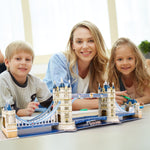 World's Great Architectures  London Tower Bridge 3D Puzzle