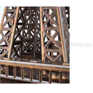 3D Model Kits -Eiffel Tower