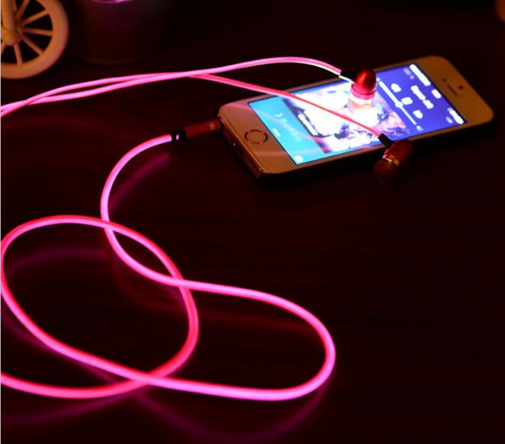 World's First and Only GLOW Headphones.