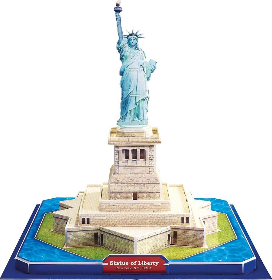 2019 Commemorative Edition Architectures Statue of Liberty 3D model