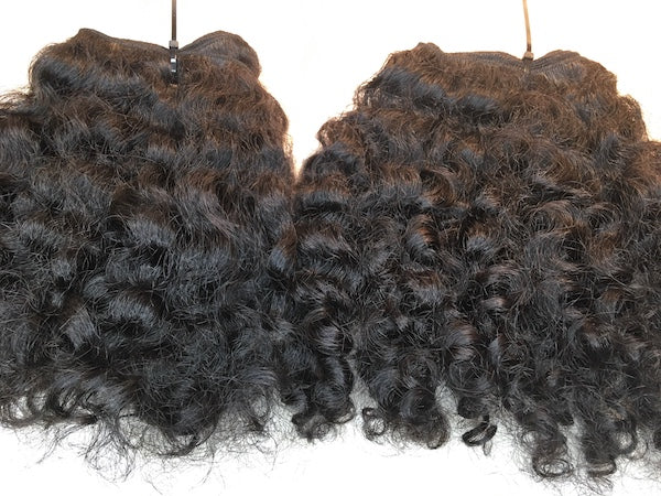 Signature Deep Wavy/Curly Clip Ins