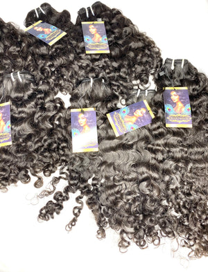 Amhara Curly Lace Frontal