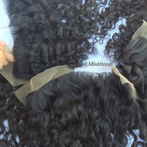 Signature Wavy Lace Frontal
