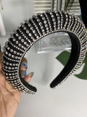 Victorian Jeweled Headband II
