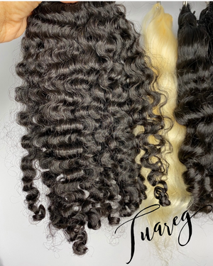 Tuareg Curly Lace Frontal