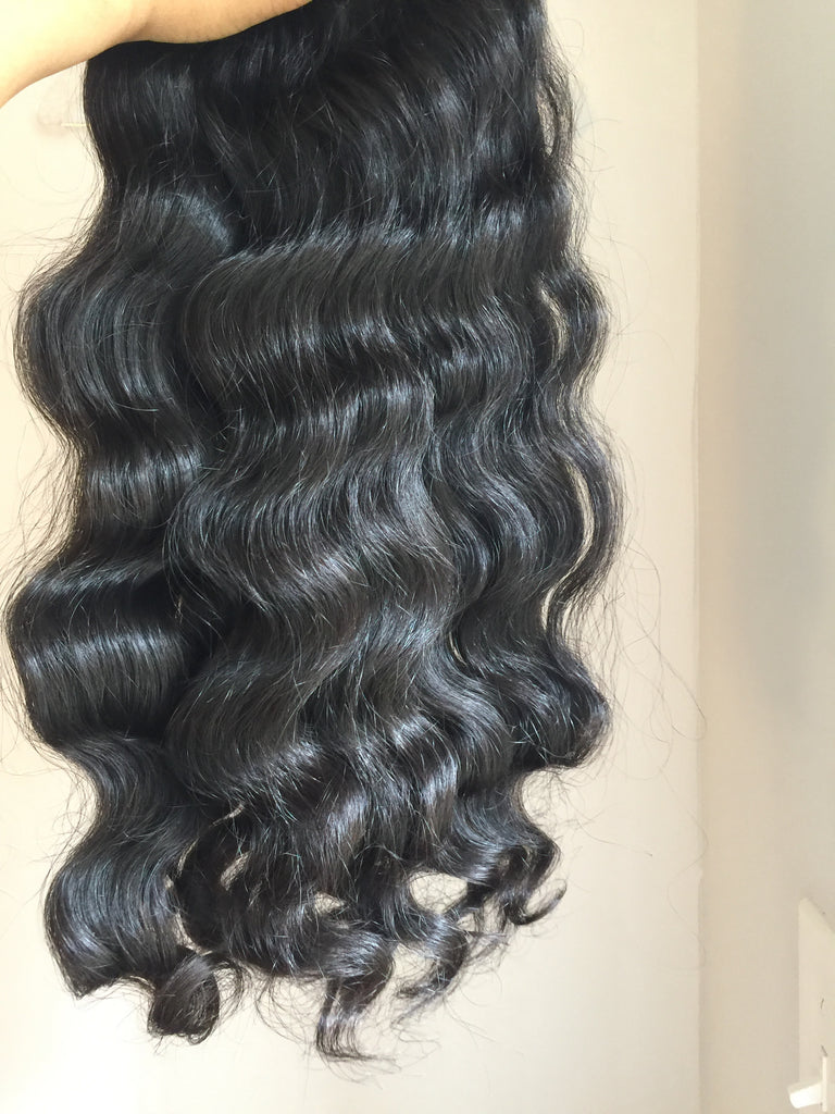 Signature Wavy Closure