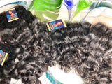 Signature Deep Wavy/Curly Lace Frontal