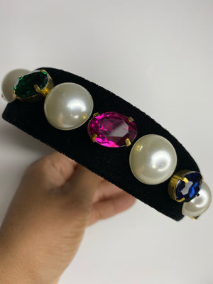 Royal Gem Headband