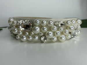 Royal Pearl Jeweled Headband
