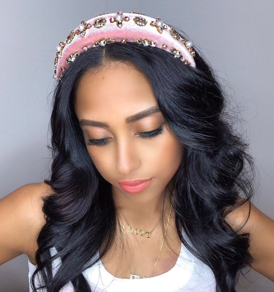 Princessa Jeweled Headband