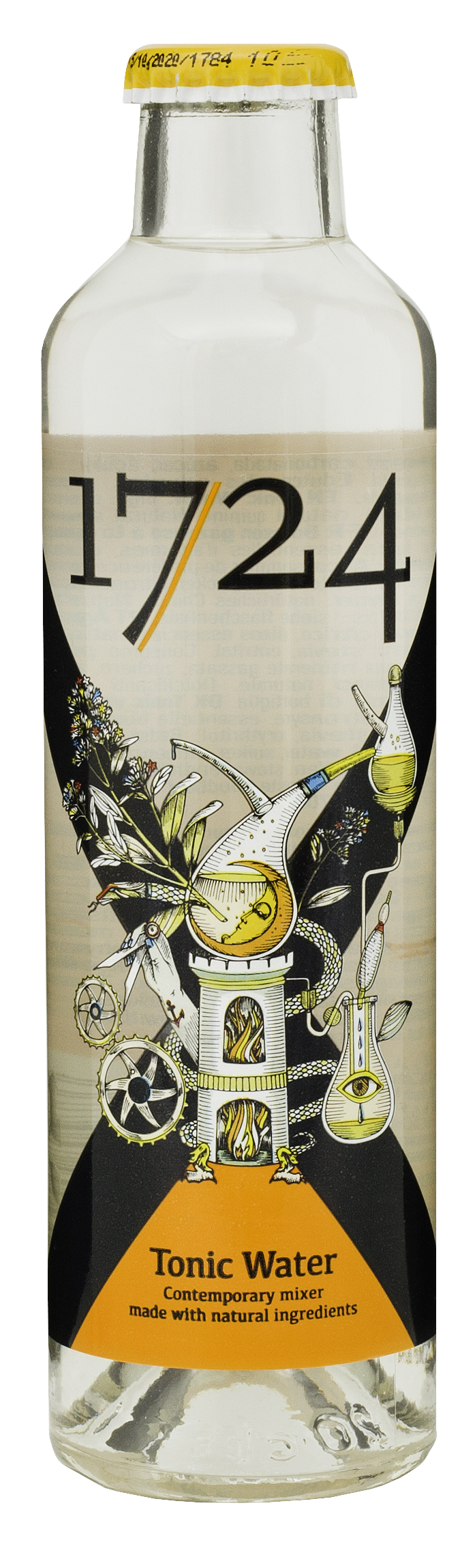 1724 tonic. 24x20cl bottles.
