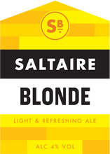 Load image into Gallery viewer, Blonde. Light & Refreshing Ale, 4%, 1x5L minicask.