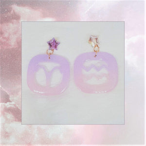 Horoscope Earrings