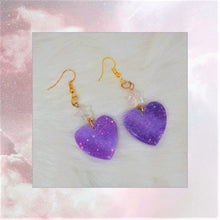 Load image into Gallery viewer, Small Heart Earring