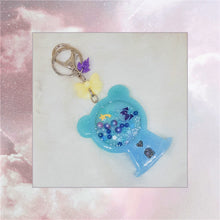 Load image into Gallery viewer, Gumball Liquid Shaker Charm