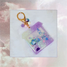 Load image into Gallery viewer, Claw Machine Liquid Shaker Charm