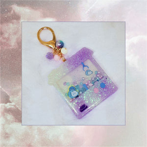Claw Machine Liquid Shaker Charm