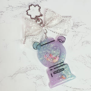 Little Twin Stars Gachapon Liquid Shaker Charm