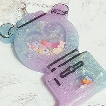 Load image into Gallery viewer, Little Twin Stars Gachapon Liquid Shaker Charm