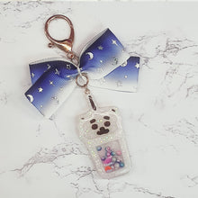 Load image into Gallery viewer, BT21 RJ Boba Liquid Shaker Charm