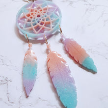 Load image into Gallery viewer, Dream Catcher Charm