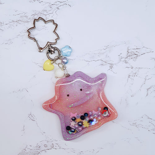 Ditto Liquid Shaker Charm
